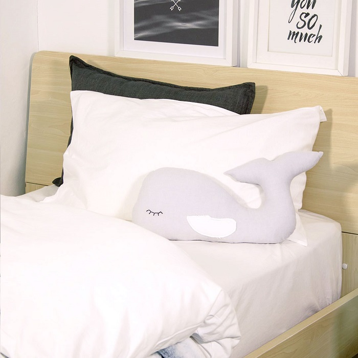Teen Bedding Trends We Adore - All White