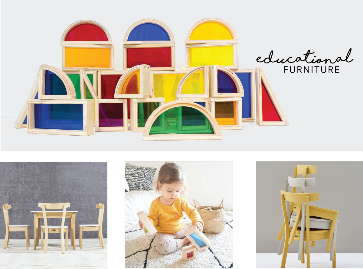 Clever Little Monkey - Educational Furniture