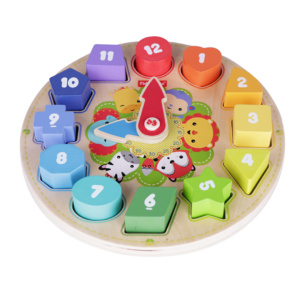Fisher Price Block Clock