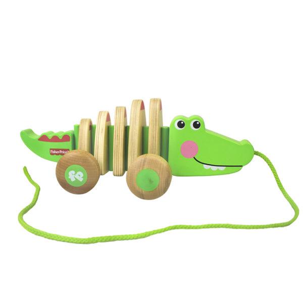 Fisher Price Pull Along Alligator