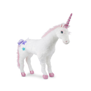 Melissa & Doug Life-Size Plush Unicorn