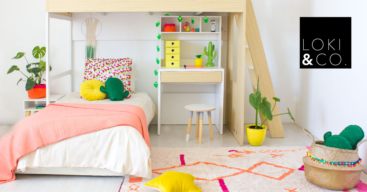Delightful Loki U0026 Co Is The Affordable Option When It Comes To Plain, Good Quality,  Long Lasting Kids Furniture. Dress It Up Or Down, These Stunning Pieces Are  Ideal ...