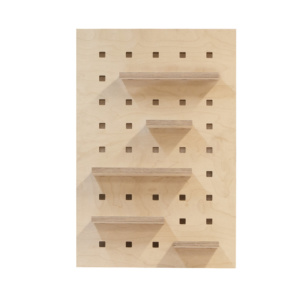 Multiply Wooden Pegboard