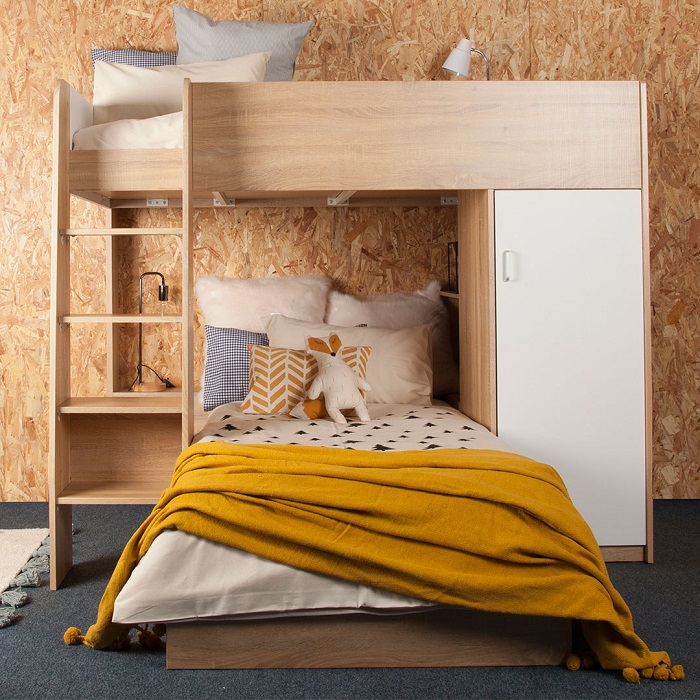 Choosing the Best Kids Bed - Bunk Bed