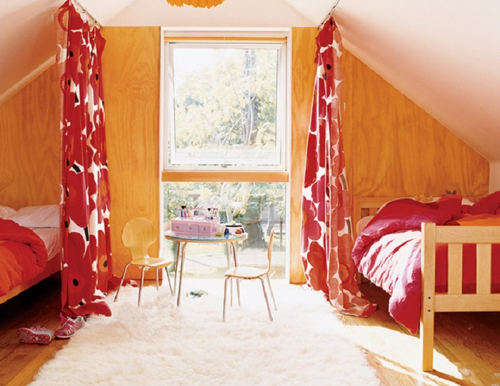 How to Create a Shared Kids Bedroom - Room Dividers