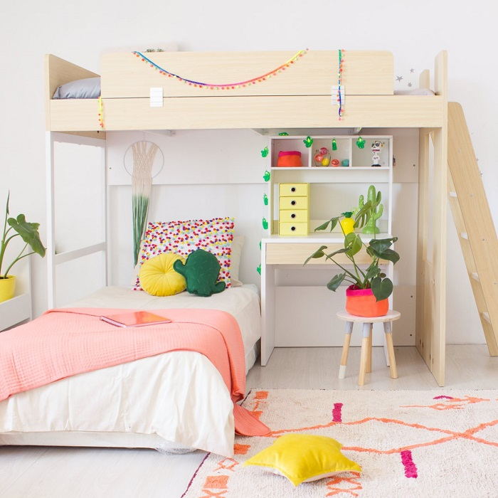 We're Loving The Bjorn Bunk Bed - Versatile Layout