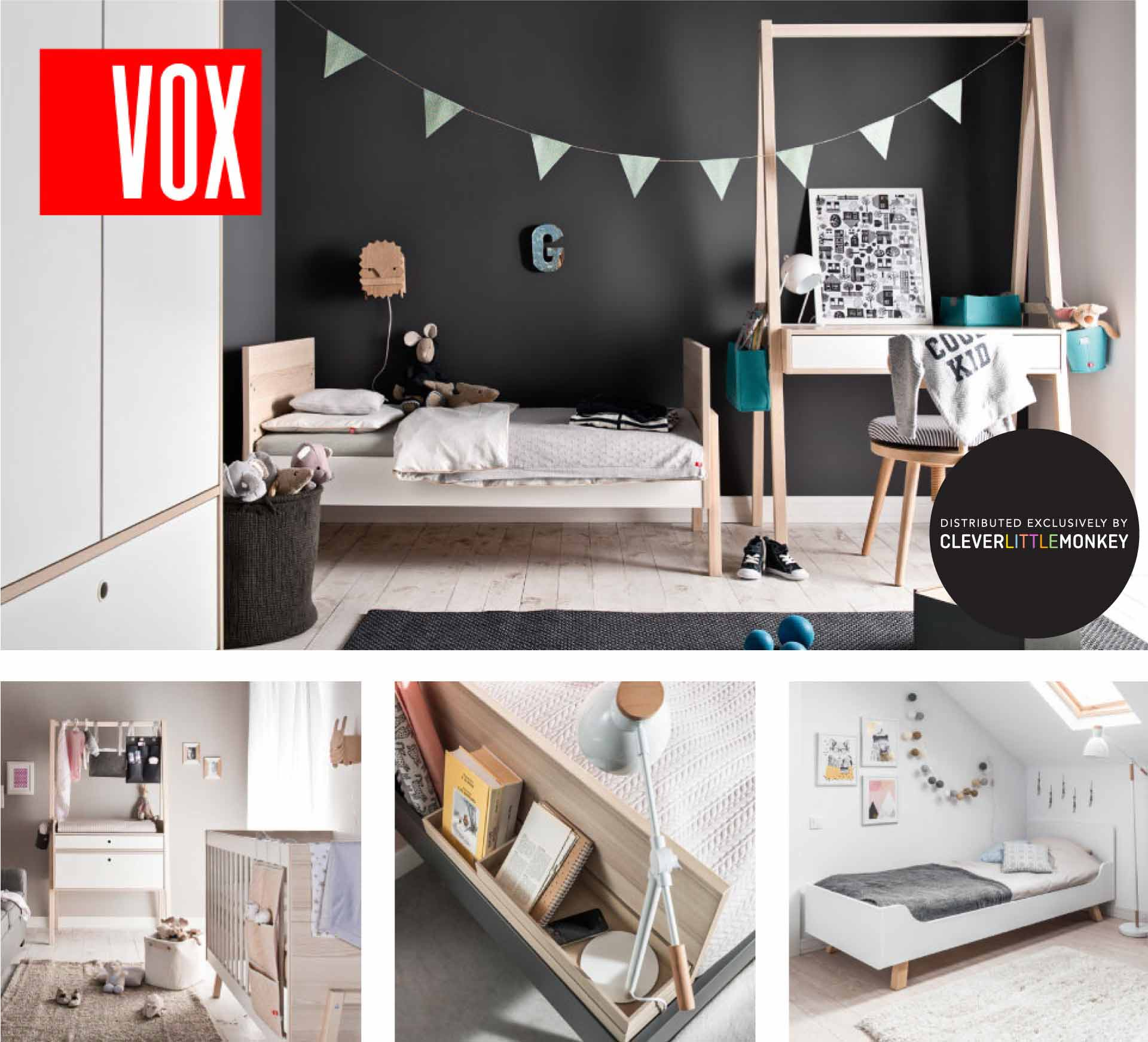 VOX Is An International Award Winning Brand That Engages Designers To Come  Up With Exciting New Furniture Ranges That Are Not Only Aesthetically  Pleasing ...