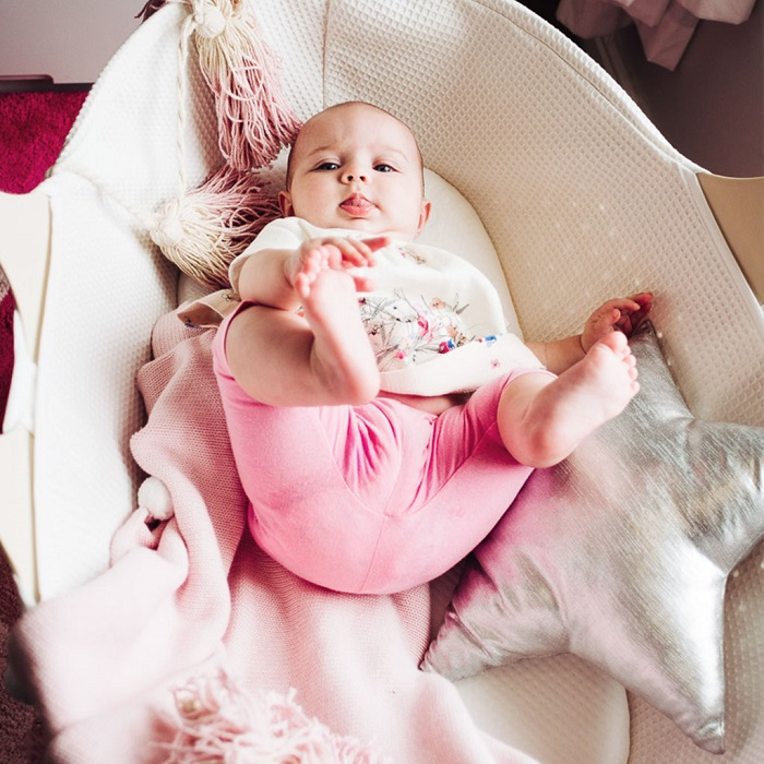 4 Benefits of a Moba Moses Basket for Baby - Comfortable