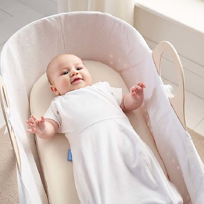4 Benefits of a Moba Moses Basket for Baby - Hygienic