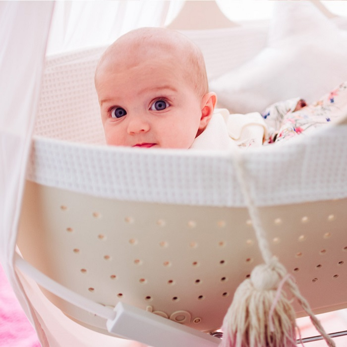 4 Benefits of a Moba Moses Basket for Baby - Long-Lasting