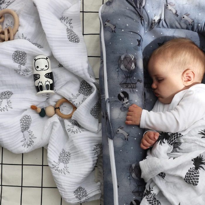Sweet Dreaming With Sleepyhead Pods - Co-Sleeping