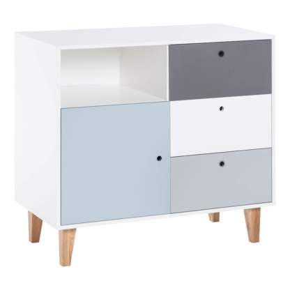 Vox Concept Compactum/Dresser - Sky Blue