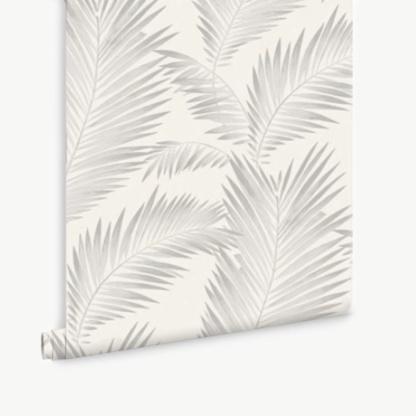 Ardita Cream Wallpaper