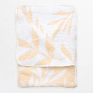 Bunni Botanical Baby Blanket