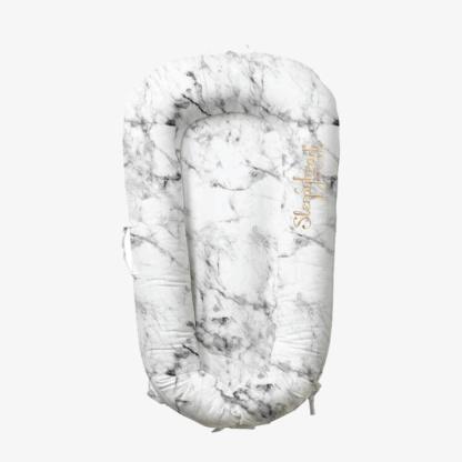 Carrara Marble Deluxe Pod