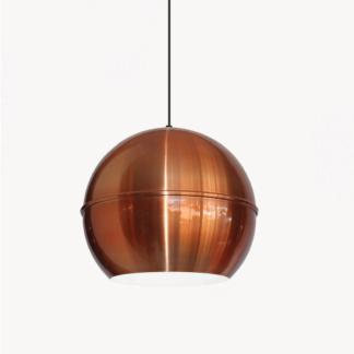 Copper Ball Pendant