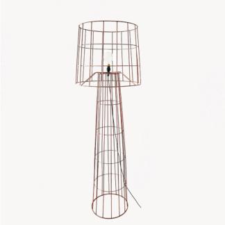 Lighthouse Floor Lamp - Copper