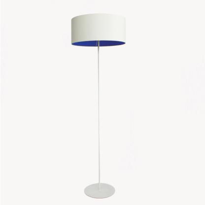 Metal Upright Floor Lamp