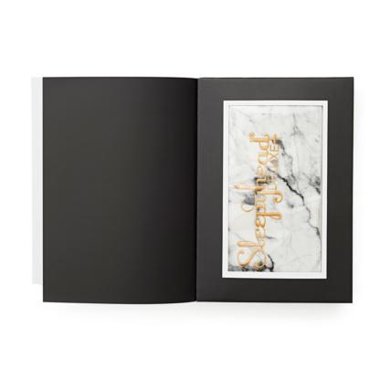 Carrara Marble Deluxe Pod Cover