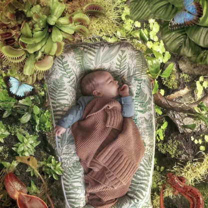 Sleepyhead Lush & Fern Deluxe Pod Cover