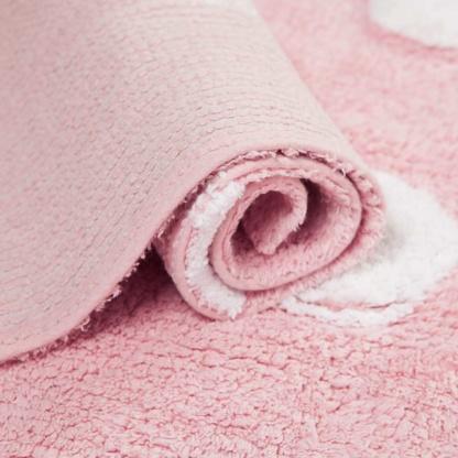 Lorena Canals Dotty Rug - Pink