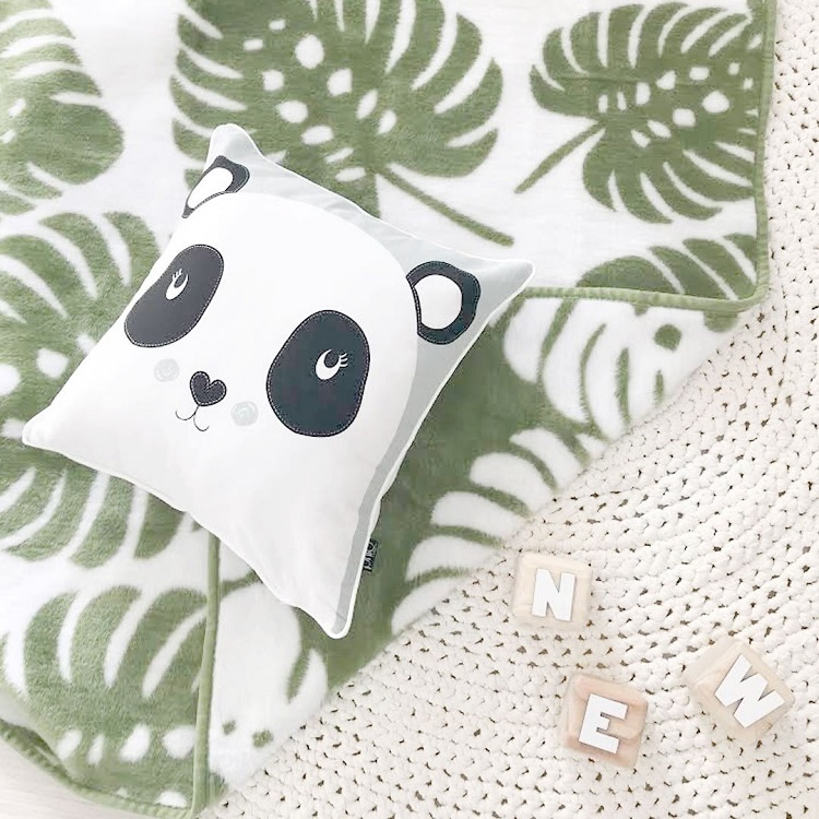 Snuggle Up With These Gorgeous New Bunni Baby Blankets - Monstera