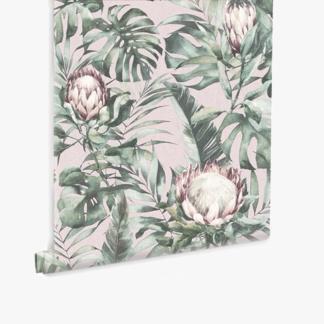 Nia Pink Wallpaper