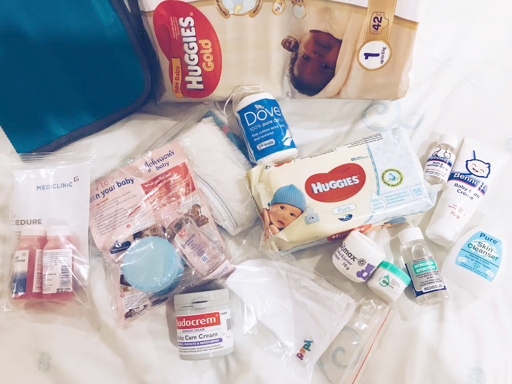 What To Pack In Your Hospital Baby Bag