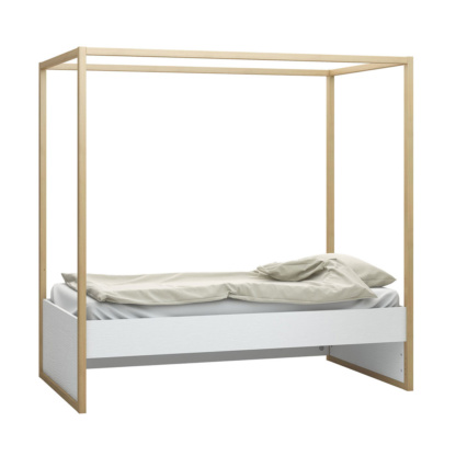 4You Canopy Bed - alternate setting