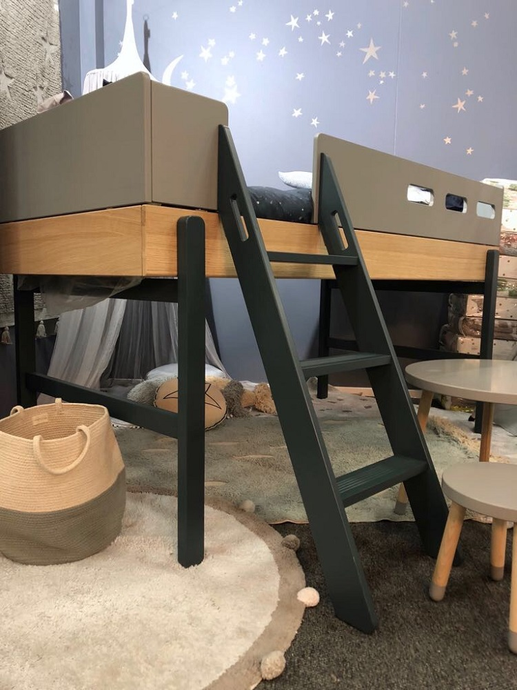 Clever Little Monkey at Decorex JHB 2018 - Flexa Popsicle Bed