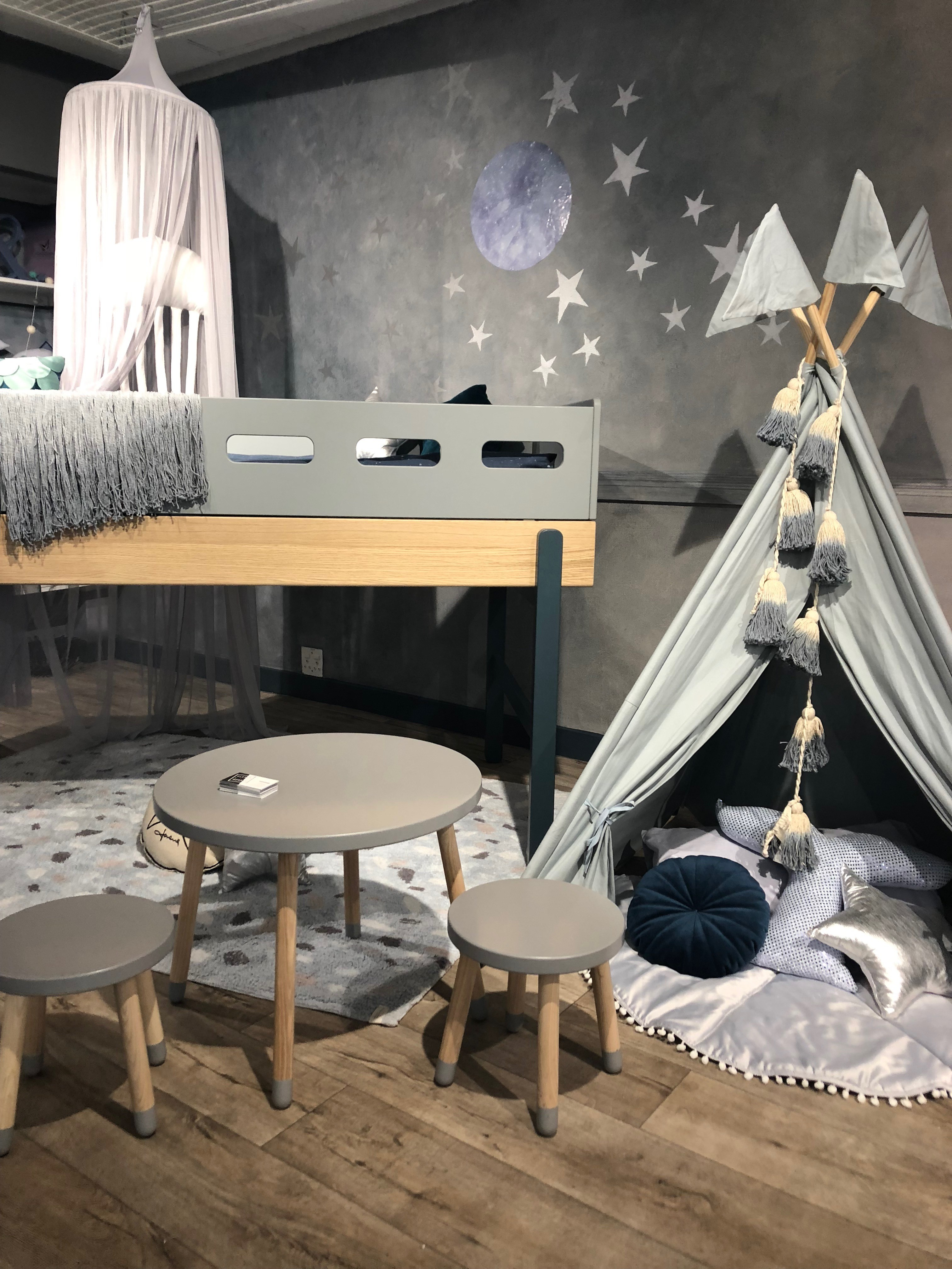 Pop Up Showroom With Plascon Spaces Clever Little Monkey