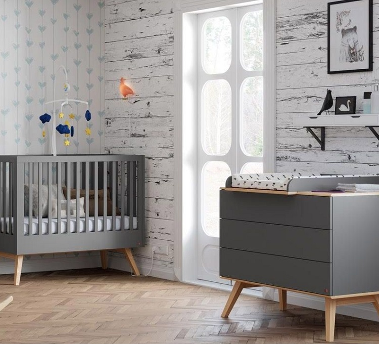 The VOX Nature Baby Nursery Collection - Modern Neutrals