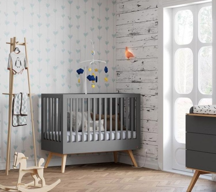 The VOX Nature Baby Nursery Collection - Solid Construction