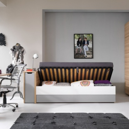 Evolve Couch Bed - Lift Up Frame