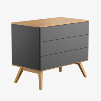 Mitra Compactum without Changer - Graphite