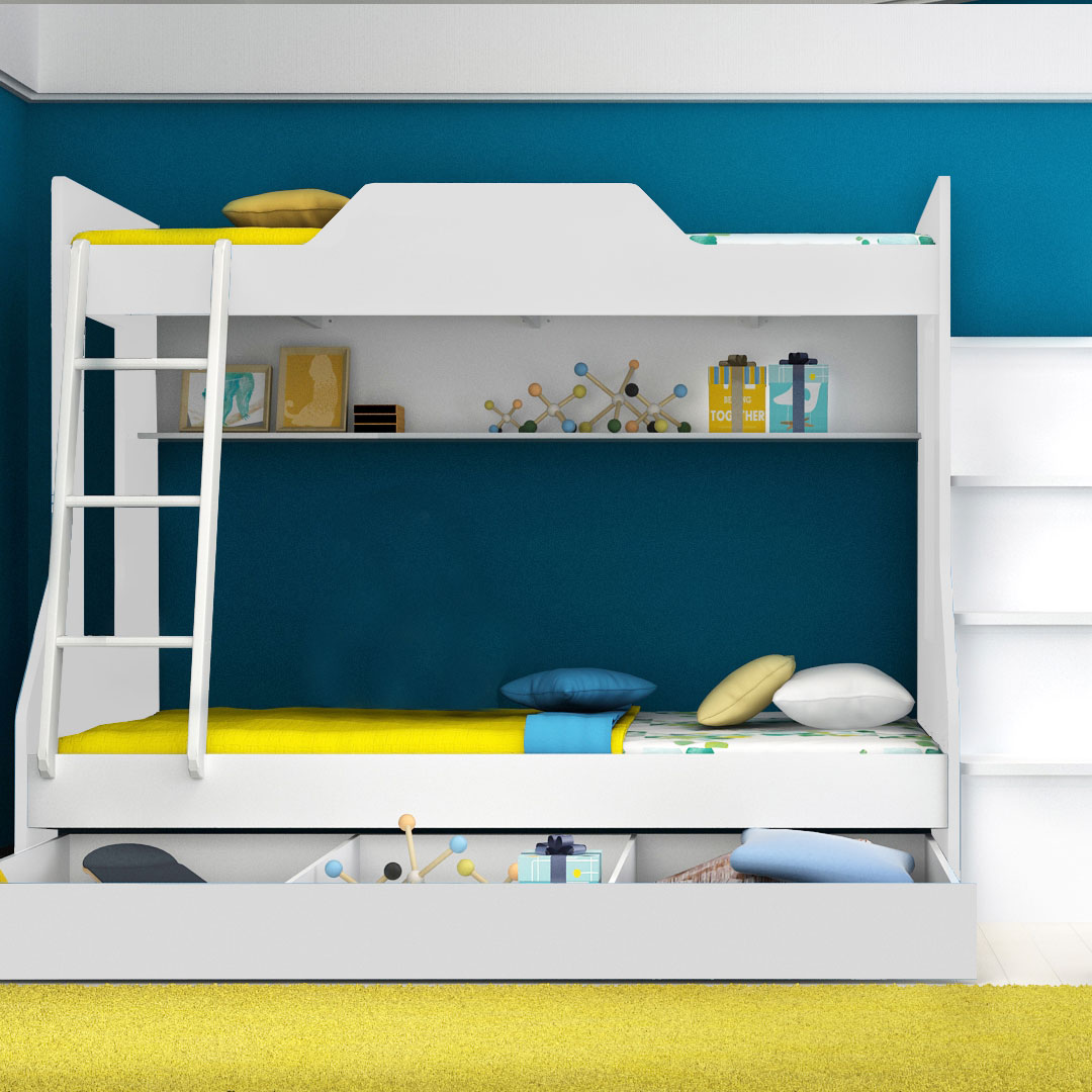 Bunk Beds Loft Beds And Tri Bunks For Kids Bedrooms