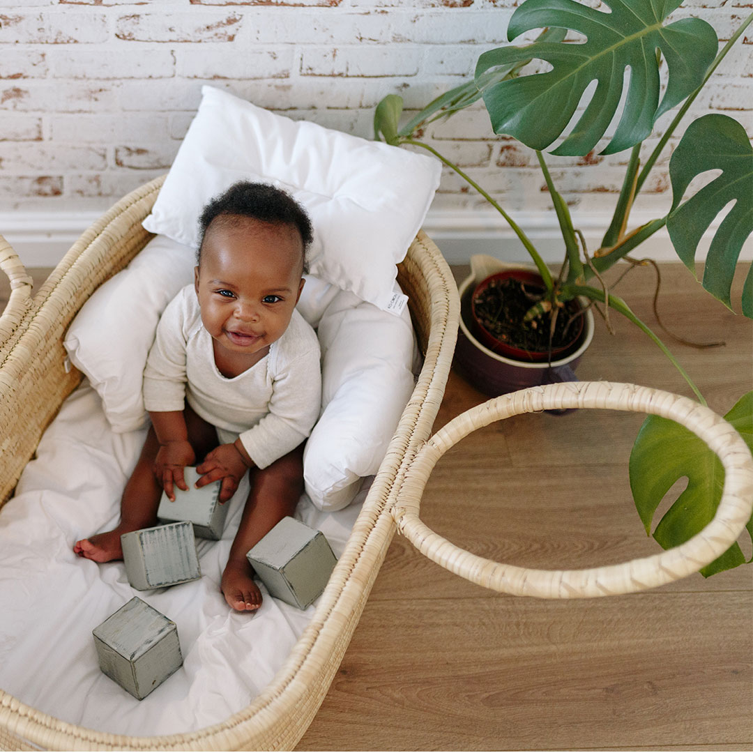 Ko-coon Natural Moses Basket