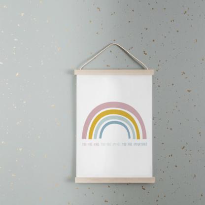 Free Rainbow Art Print