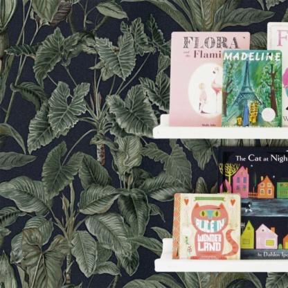 Sasi Tropical Seduction Wallpaper