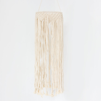 Bunni Macrame Mobile Lightshade -Natural