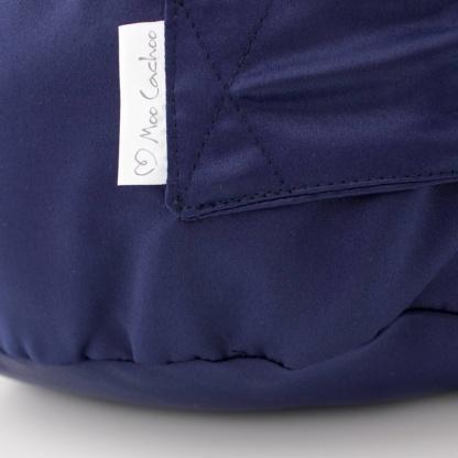 Moo Cachoo Floor Cushion - Midnight Blue