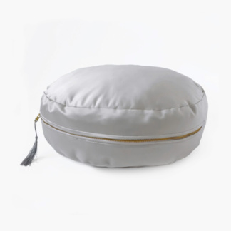Floor Cushion - Silver