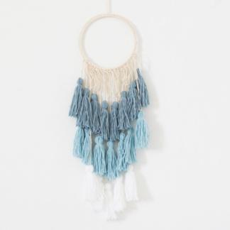 Bunni Ombre Tassel Hanging - Blue
