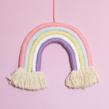 Bunni Rainbow Wall Hanging