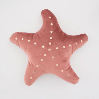 Bunni Starfish Scatter - Dusty Rose