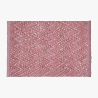 Lorena Canals Earth Rug - Canyon Rose