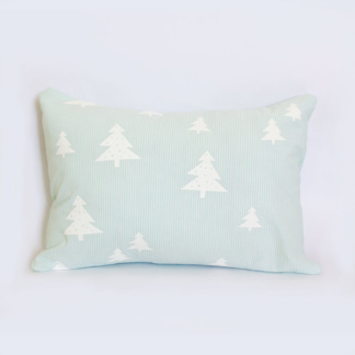 Bunni Skandi Mint Toddler Pillow