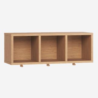 Simple Wall Shelf with Hooks