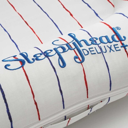 Sleepyhead Coastal Stripe Deluxe Pod Cover