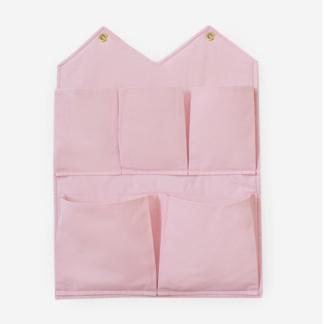 Bunni Wall Pocket - Nude Pink